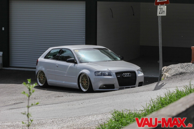 project no 1 2004er audi a3 im facelift look einmal