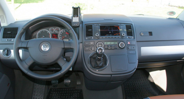 Fahrbericht: T5 Multivan PanAmericana: Bulli (nicht nur) für ...