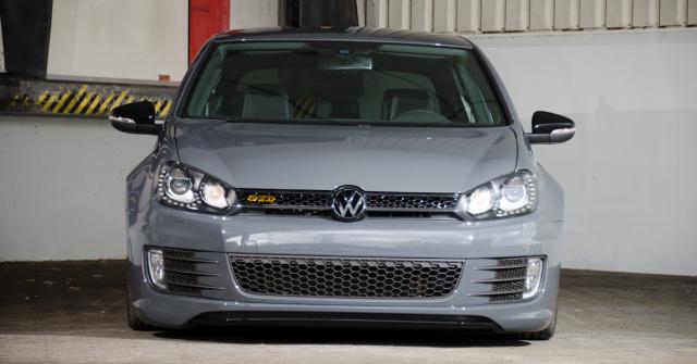 VW Golf 6 GTD Edition: Grau ist alle Theorie - Ein Golf der