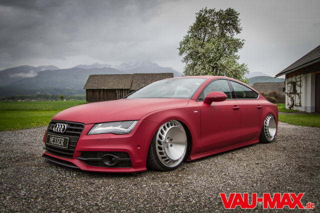 Love It Or Hate It Flgntlt Audi A7 Extrem Polarisierend Ein
