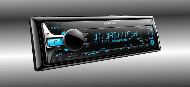 neuer kenwood dab receiver mit komfortabler nfc smartphone. Black Bedroom Furniture Sets. Home Design Ideas