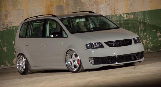 Der Volkswagen kaddi 1 6 Benzin der Riemen grm