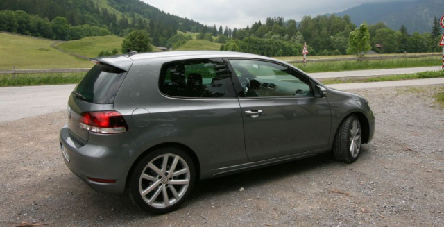 VW Golf 6 GTD im Test: Ein echter GTI mit Dieselmotor (2009