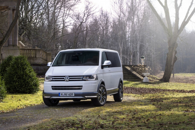 der vw t5 multivan alltrack mit golf 7 navi und innenraumfacelift bekannte optik aber ein. Black Bedroom Furniture Sets. Home Design Ideas