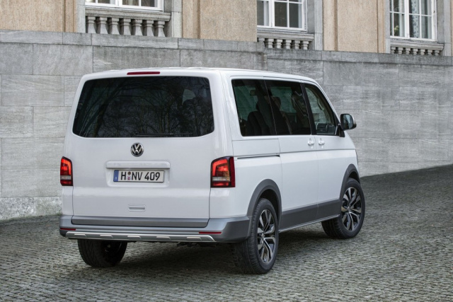der vw t5 multivan alltrack mit golf 7 navi und. Black Bedroom Furniture Sets. Home Design Ideas