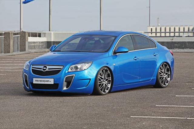 Vw Golf Gti Performance 2017 >> OPC-Blitz mit 375 PS: Opel Insignia OPC Tuning - Tuning - VAU-MAX - Das kostenlose Performance ...